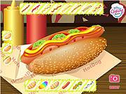 Play Royal hot dog Game