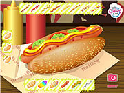 Royal Hot Dog game