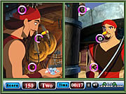 Sinbad Similarities game