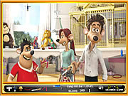 Flushed Away - Hidden Objects game