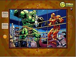 Spin n Set - Hulk Boxing game