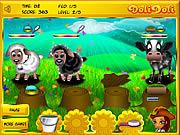 jeu Lisa's Farm Animals