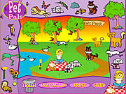 Pet Pals game