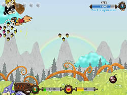 Squirrel Blast  game