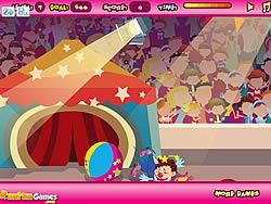 Circus Clown Show game