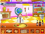 Scientist Serve game
