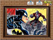 Photo Mess - Batman vs Dracula game