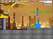 Magnet Crane game