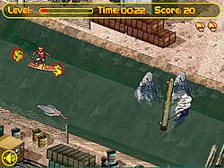 City Surfing game