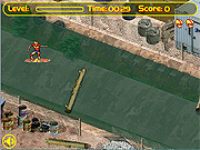 Play City surfing Game