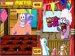 Sponge Bob Square Pants: Bikini Bottom Carnival Part 2 game