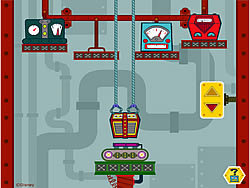 Mickey's Robot Laboratory game