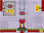 Play Mickeys robot laboratory Game