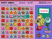 Play Magilla gorilla pet shop cleaning Game