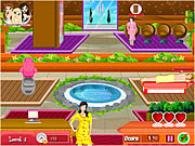 Play Brittany birt the beauty spa Game