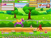 Pony Race game