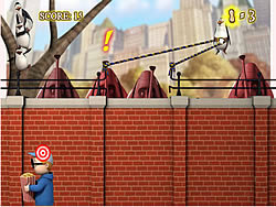 Nuts For Peanuts game