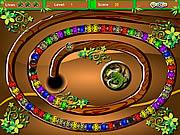 Bug Zuma game