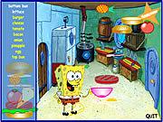 Play Spongebob squarepants burger bonanza Game