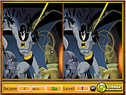 Batman - Spot The Difference game
