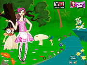Play Alice wonderland rabbit hole Game