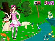 Alice In Wonderland Rabbit Hole game