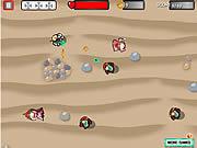 Play Spacemen vs medieval zombies Game