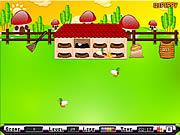 Play Goose farm Game
