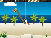 Fowl Throw game