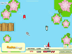 Adventure In Pond game