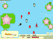Play Adventure in pond Game