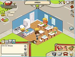 Goodgame Cafe game