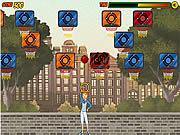 Heroine Hoops game