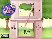 Littlest Pet Shop - Nut Fest game