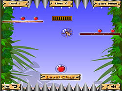 Jungle Plunge game