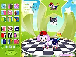 Pet Top Model Show game