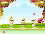 Play Flower bunny Game