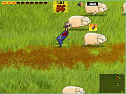 Pig Trouble game