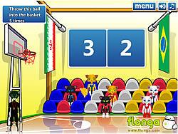 World Basketball Championship game