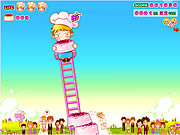Cake Tower Game game