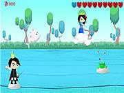 Play Frog prince game Game