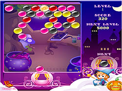 Bubble Odyssey game