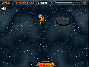 Nanny in Space game