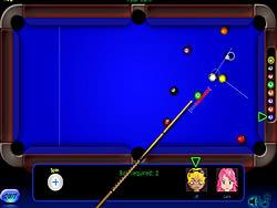 Billiard Blitz 3 Nine Ball game