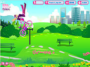 Barbie Bike Stylin' Ride game