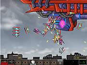 Wing Men game