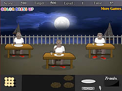Night Roti Stall game