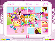 Polly Pocket Mix-Up game