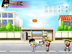 Combat College game
