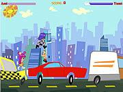 PuppyGirls in Traffic game